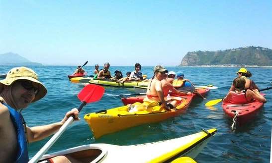 Kayak Tours In Bacoli, Italy