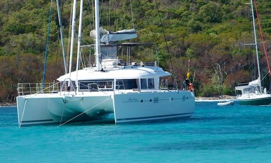 'blue Ocean' Lagoon 560 Charter In Olbia