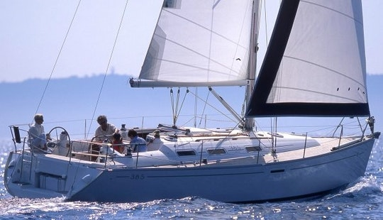 Dufour 385 Monohull Charter In Kimitoön