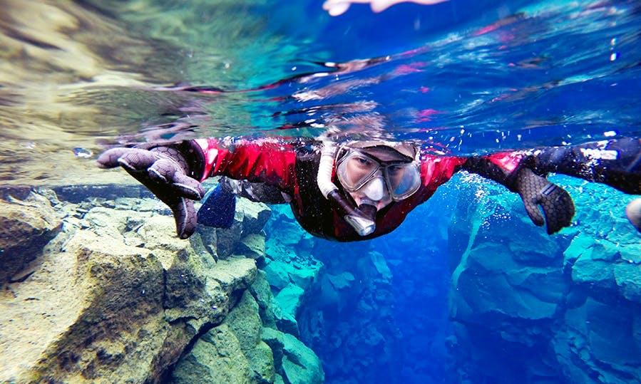 Snorkeling Trips in Reykjavík