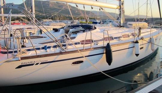 'marlisa' Bavaria 46 Cruiser Charter In Sant'agata Di Militello