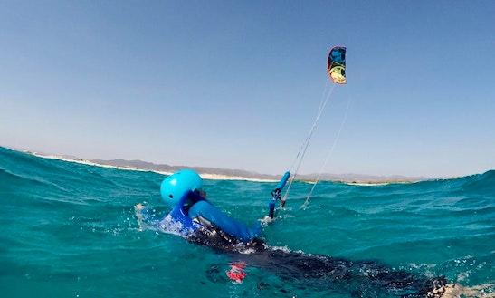 Kitesurfing Lesson In Sant'anna Arresi