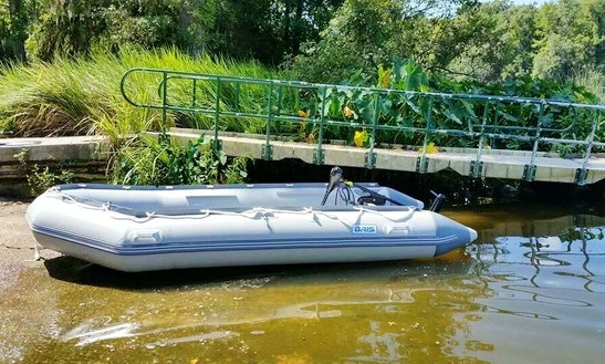 13ft Dinghy Boat Rental In Chicago, Illinois