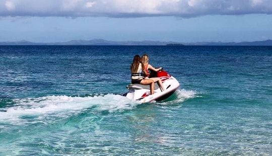 Jet Ski Tour In Fiji