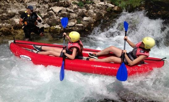 Kayak Safari In Obrovac