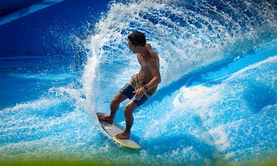 Surf Board Rental In Tambon Karon
