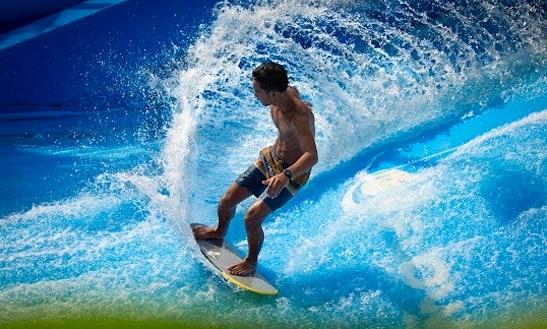 Surf Board Rental In Tambon Karon