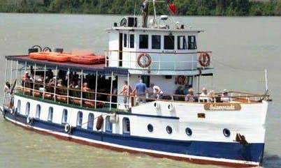 """Enjoy a River Cruise in Panama, Panama on """"Isla Morada"""" Trawler"""