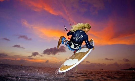 Kiteboarding Rental & Lessons In Ugento, Italy