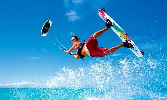 Kitesurfing Rental & Lessons In Limone Sul Garda
