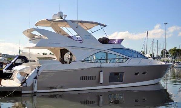 62' Schaefer Phantom 620 Yacht Charter