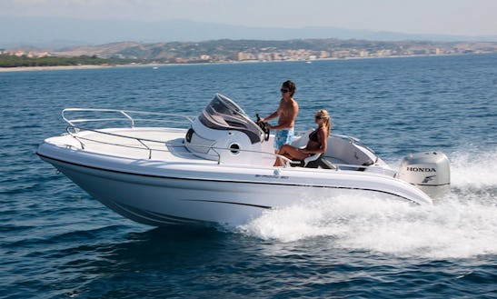 Mojito 175hp Speed Boat Hire In Kerkira