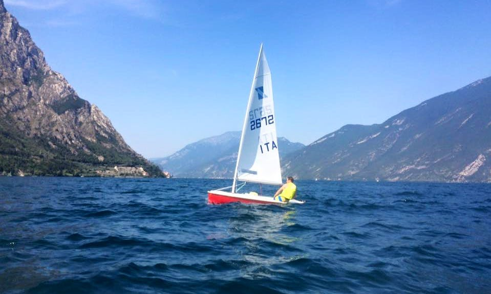 Sailing Dinghy Rental & Lessons in Limone sul Garda