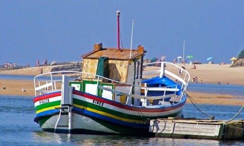 River Cruise In Vila Nova de Milfontes