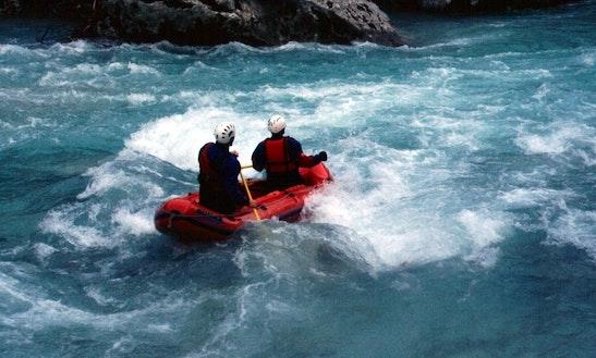 Canoe Trips In Kobarid