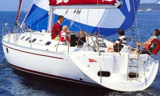 Gib Sea 43 Monohull Charter In Kimitoön