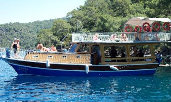 Kacar Boat Trips In Fethiye
