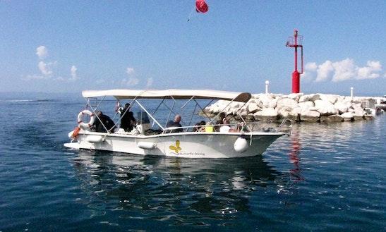 Boat-1 Diving Trips In Tučepi