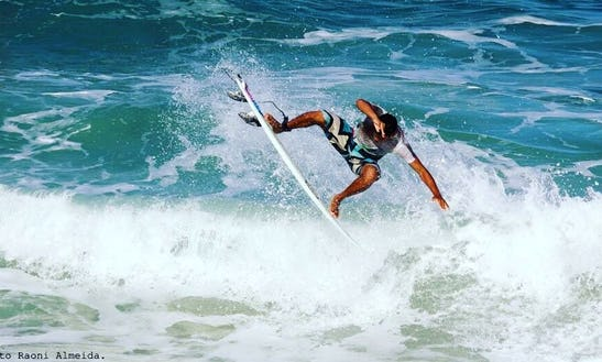 Surf With A Pro In Natal