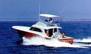 """Hatteras Fishing Charter On 54ft """"Hatteras Fever II"""" Yacht"""