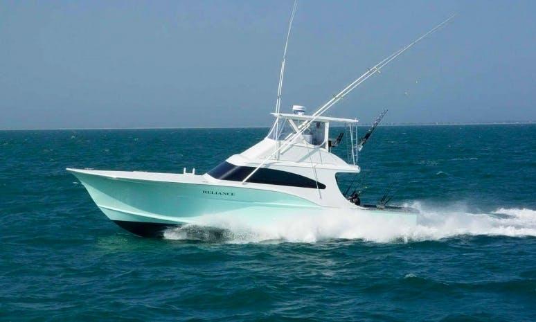 "51' Sport Fisherman ""Reliance"" Fishing Yacht in Hatteras, North Carolina"