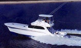 "58ft ""Sea Creature"" Sport Fisherman Yacht In Hatteras, North Carolina"