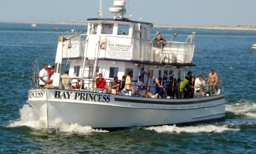"65ft ""Bay Princess II"" Trawler Boat Charter in Islip, New York"