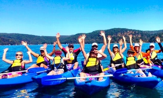 Kayak Rentals & Trips In Palm Beach, Australia