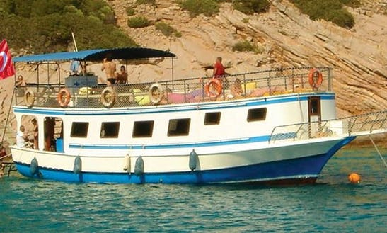 Aquapro Diving Tour In Muğla