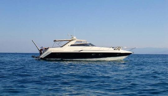 'argonaut' Sunseeker 46 Yacht Charter In Kerkira