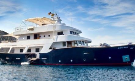 101' Navetta Luxury Cruiser