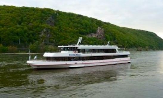 Fantastic Party Boat Venue In Rudesheim Am Rhein, Germany