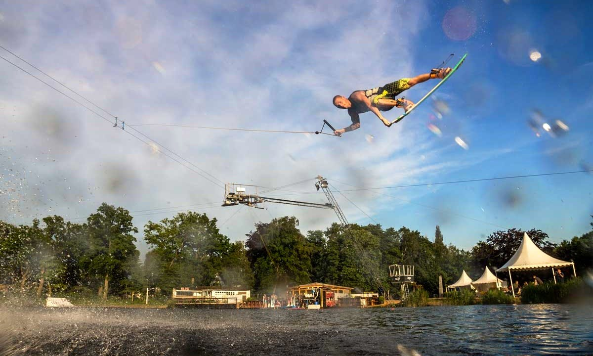Wakeboarding Experience in Pinneberg, Germany
