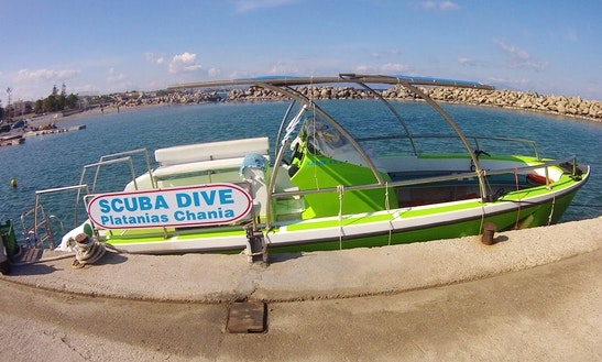 Diving Trips In Chania, Greece