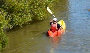 Single Kayak Rental & Trips in Givrand, France