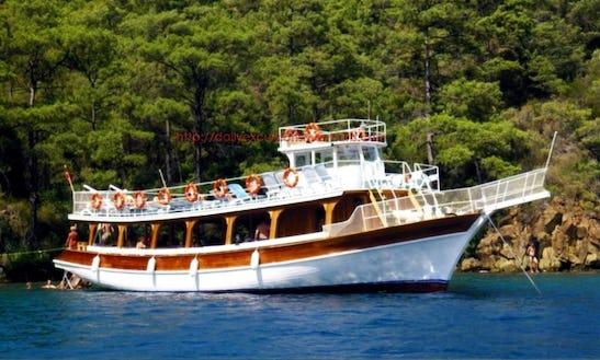 Marmaris Boat Trips In Turkey