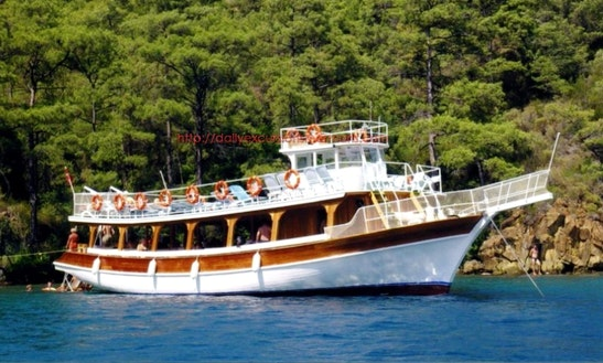 Marmaris Boat Trips In Turkey