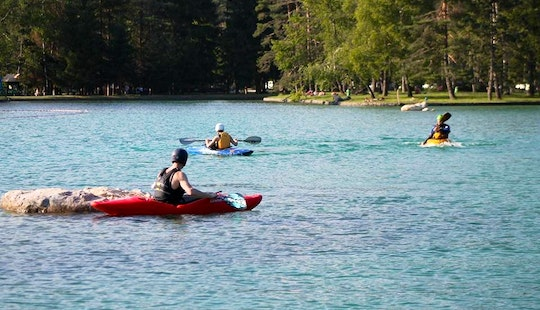 Fun Kayaking Trips In Bled