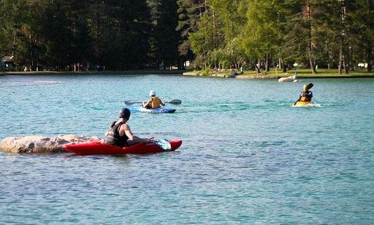 Fun Kayaking Trips In Bled