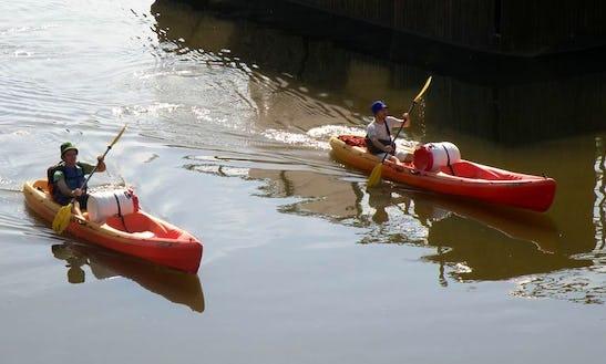 Kayak Rental & Tour In Vukovar