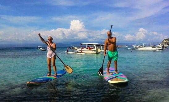 Paddleboard Rental In Nusapenida