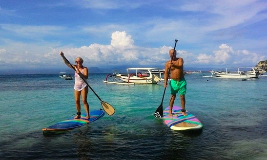 Paddleboard Rental In Nusapenida