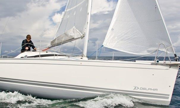 Delphia 28 Cruising Monohull Charter in Permskiy kray