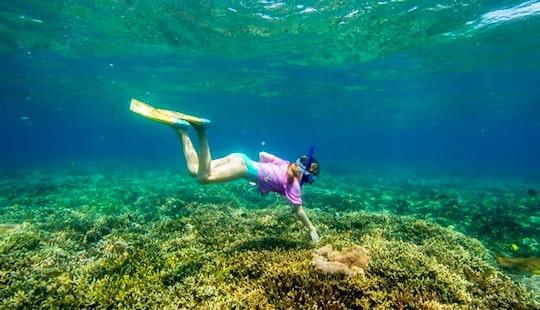 Snorkeling Trips In Nusapenida