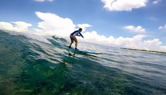 Surfing Lessons And Trips In Nusapenida