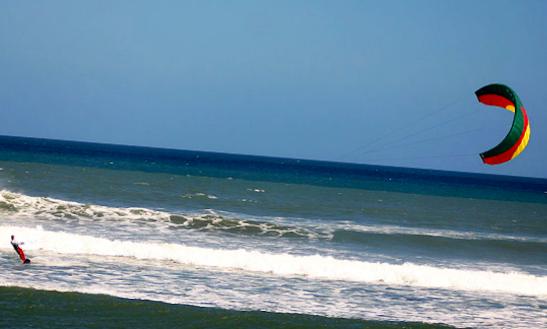 Kitesurfing Lessons In Denpasar Selatan