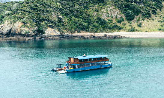 Houseboat Cruises In Paihia, Nz