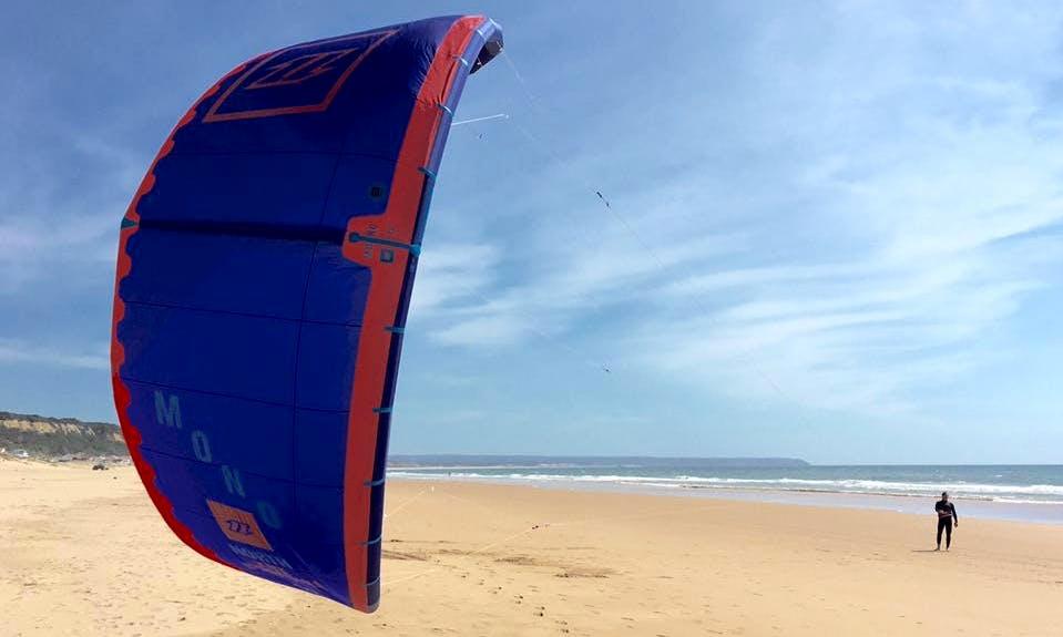 Kiteboarding, Baptism & Lessons in Costa da Caparica