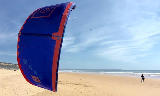 Kiteboarding, Baptism & Lessons In Costa Da Caparica