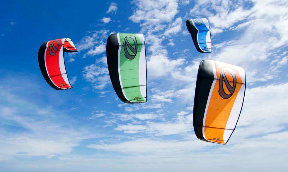 Kiteboarding Certified Lessons in Saint Albans City, Vermont